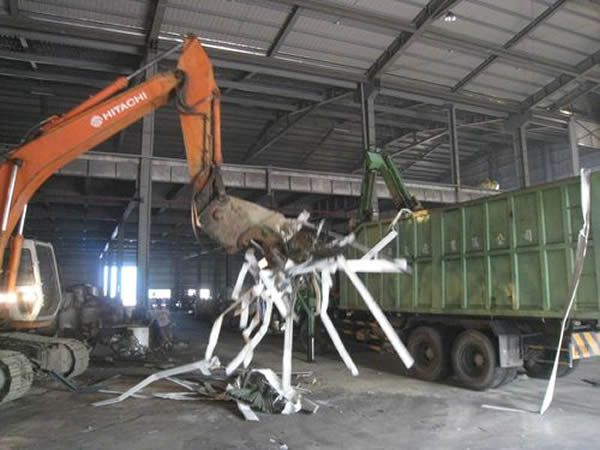 廠房拆除工程2