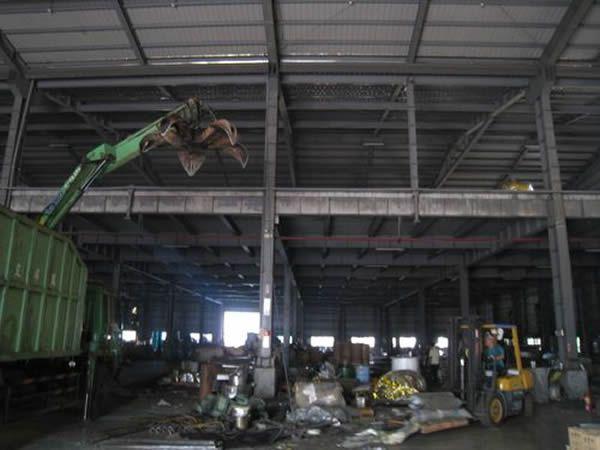 廠房拆除工程3