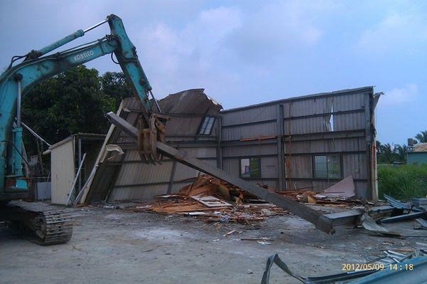 民房拆除工程3
