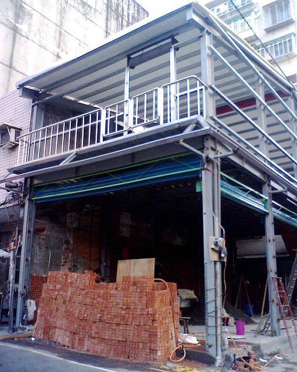 台北市鐵皮屋-張先生