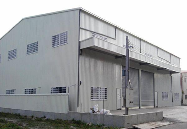 葉先生-新北市鋼構廠房4