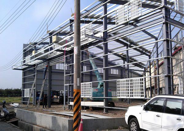 葉先生-新北市鋼構廠房1