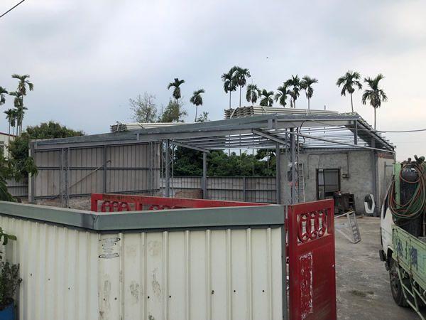 台北鐵皮屋-陳先生