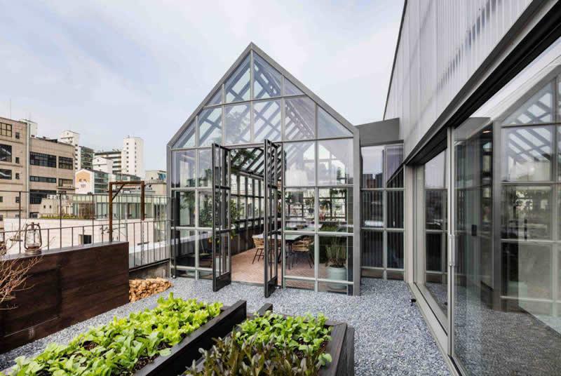 台北市玻璃屋