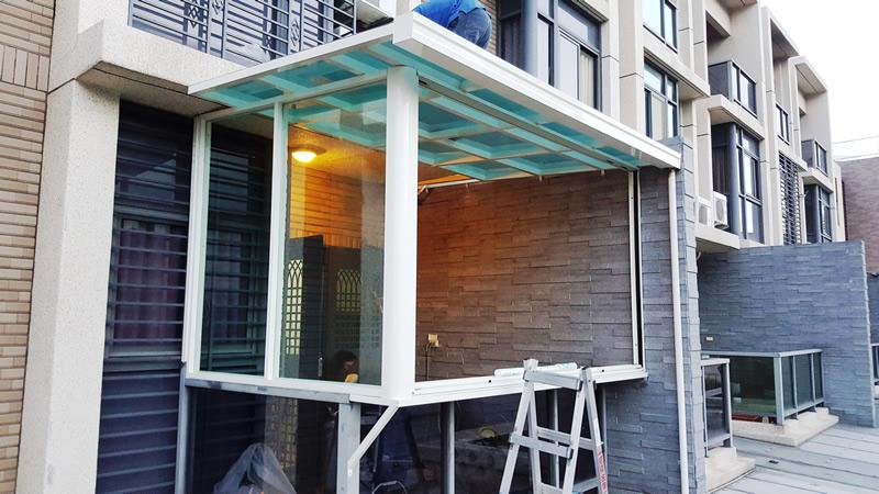 新北市玻璃屋